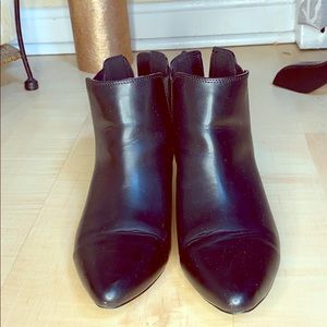 Unionbay ankle booties